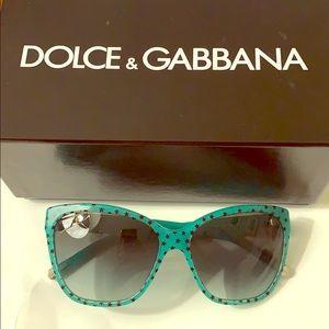 Dolce & Gabbana Star Sunglasses